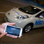 Nissan Self Driving Leaf